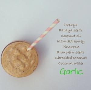 parasite juice