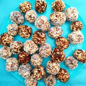 caramel crackles